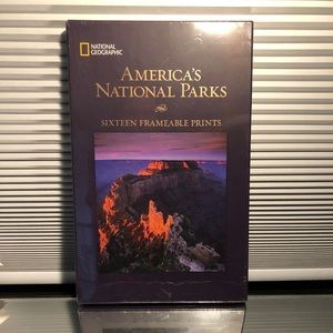 America's National Parks Poster Box (16 Prints)